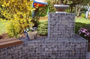 Steinkörbe   Gabionen 300 x 500 x 1000 mm