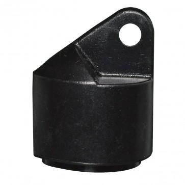 Strebenkappe, anthrazit, für 38/40 mm Pfosten/Strebe