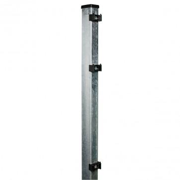 Pfosten verzinkt für 1030mm Doppelstabmattenzaun