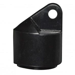 Strebenkappe, anthrazit, für 34 mm Pfosten/Strebe