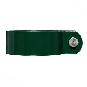 6 Stück Hakenschelle, grün, 76 mm
