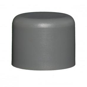 Pfostenkappe, anthrazit, für 38 mm Pfosten