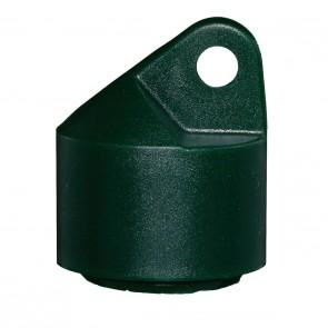 Strebenkappe, grün, für 34 mm Pfosten/Strebe